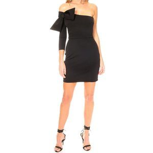 Katie May NEW Off the Shoulder Sheath Dress